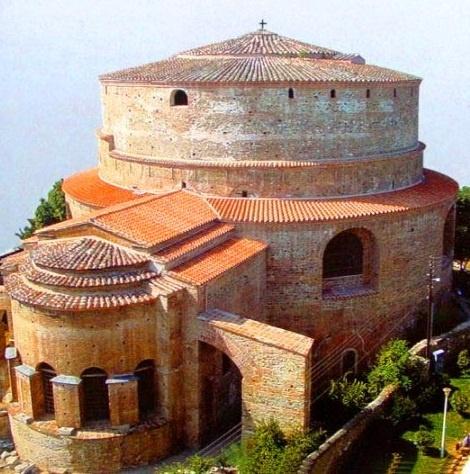 Rotunda, Thessaloniki Greece ✅