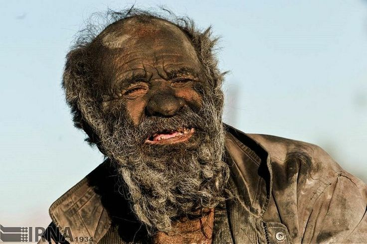 World's dirtiest man hasn't had bath in 60 years - but now he's looking for love