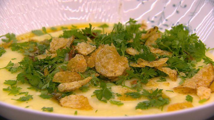 Aligoté Kartoffelmos med ost, bløde løg og stegte pølser