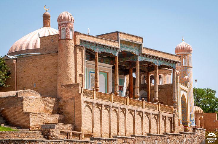 meczet Hazrat-Hyzr, Uzbekistan