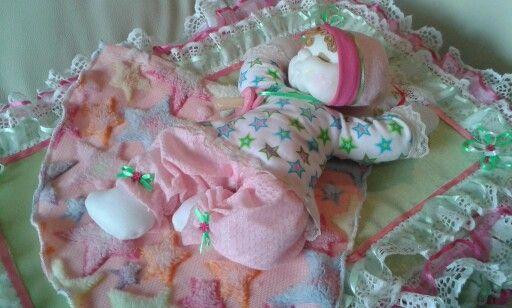 Bebita dormilona.