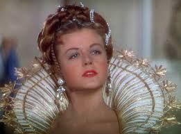 Angela Lansbury. Ana de Francia en los tres mosqueteros