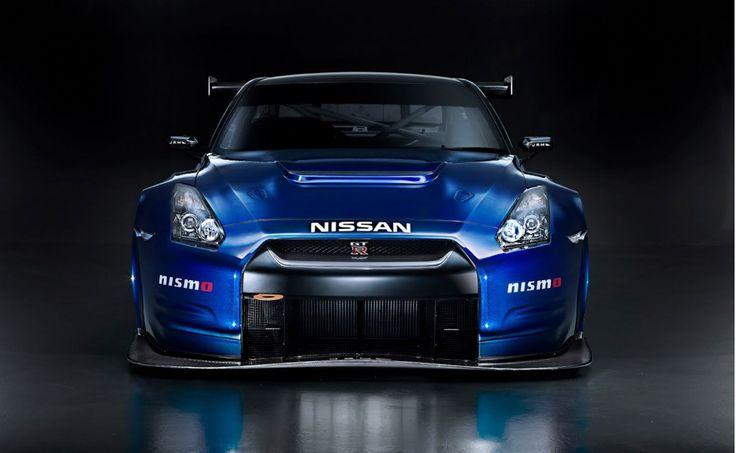 2012 Nissan GT-R Nismo GT3 race car - Mmmm