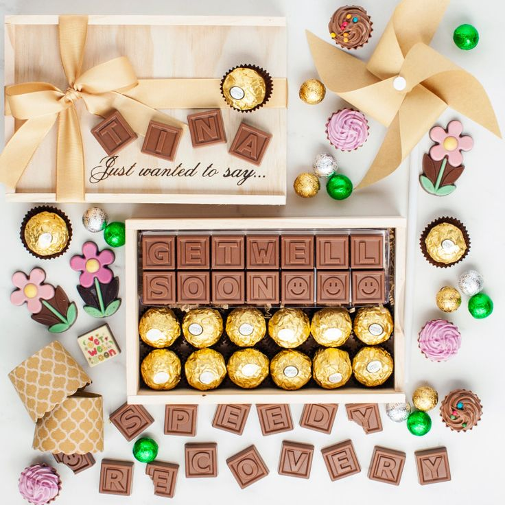 Personalise Your Chocolate Message And Ferrero Gift | hardtofind.