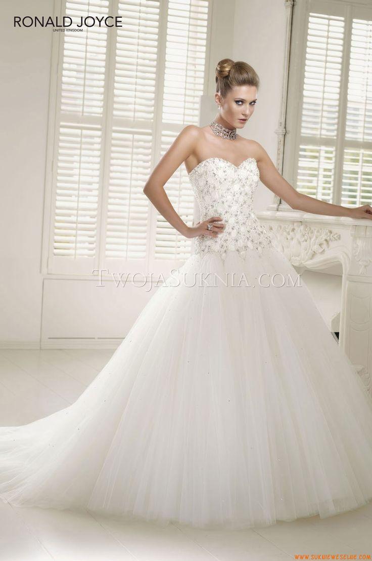 Suknia ślubna Ronald Joyce Pandora 2013