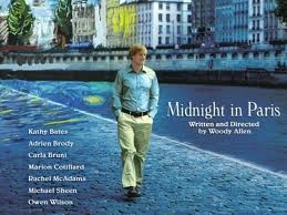 Midnight in Paris - Woody Allen's latest film on a funny story on a different version of time travel