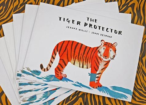 The Tiger Protector