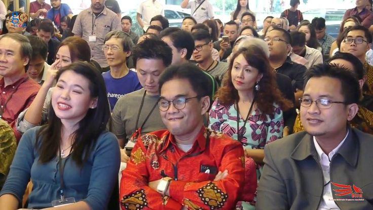 Pertemuan Provider & Start Up Muda Indonesia