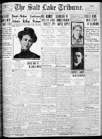 Free Historic American Newspapers - Chronicling America (The Library of Congress)