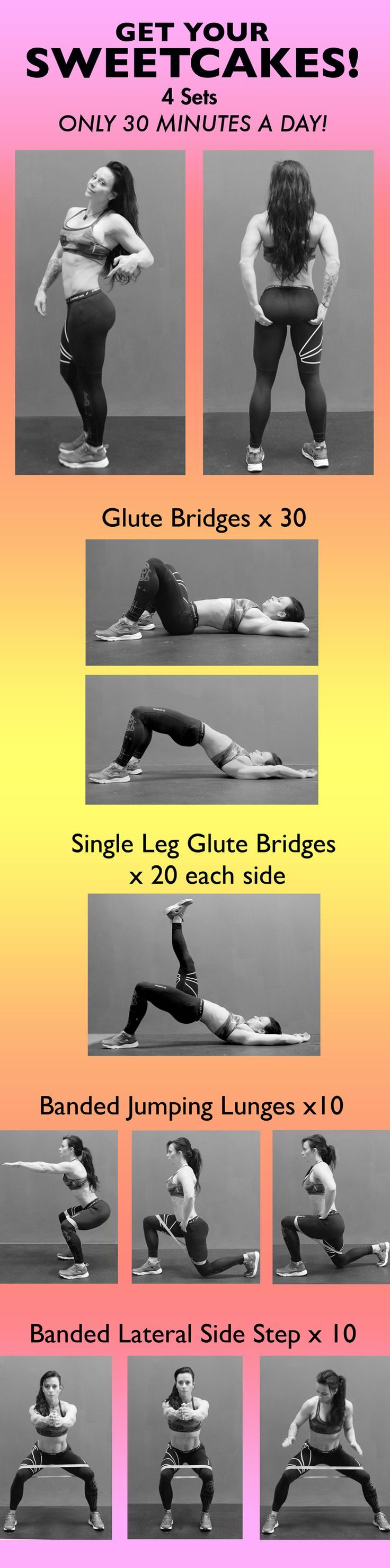 Excerise: 4 Minute Afternoon Burn Workout