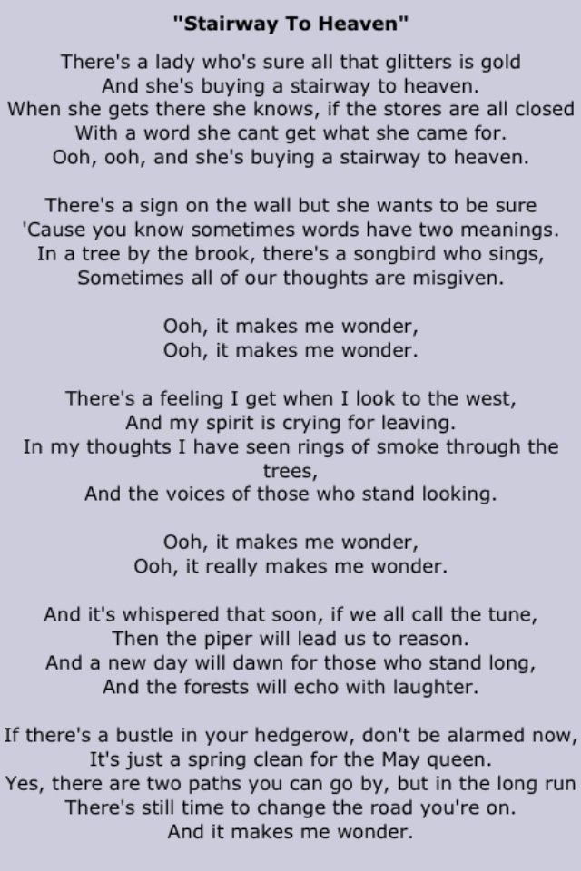 stairway to heaven song  #heaven Check more at http://staircasedesign.xyz/stairway-to-heaven-song/