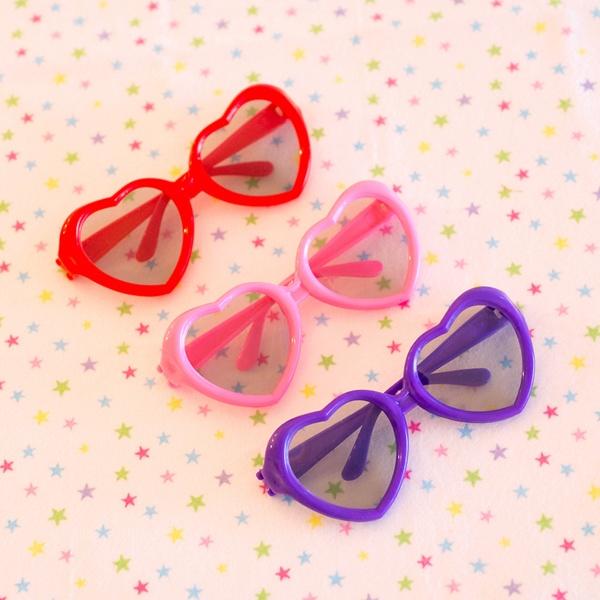Jouets - lunette coeur vente accessoires et objets décoration enfants : My Little Bazar.