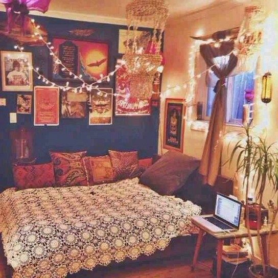 Bedroom Ideas Hipster best 20+ hipster rooms ideas on pinterest | grunge bedroom, grunge