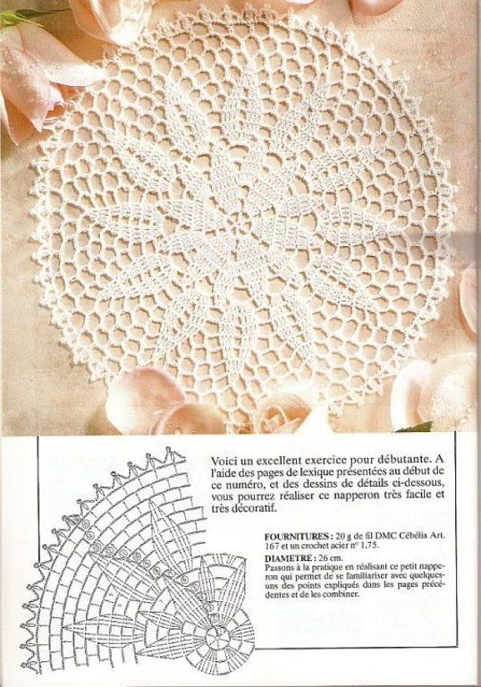 Crochet sólo con paso a paso o video (pág. 25) | Aprender manualidades es facilisimo.com