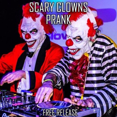 Best 25 Scary Clown Prank Ideas On Pinterest April