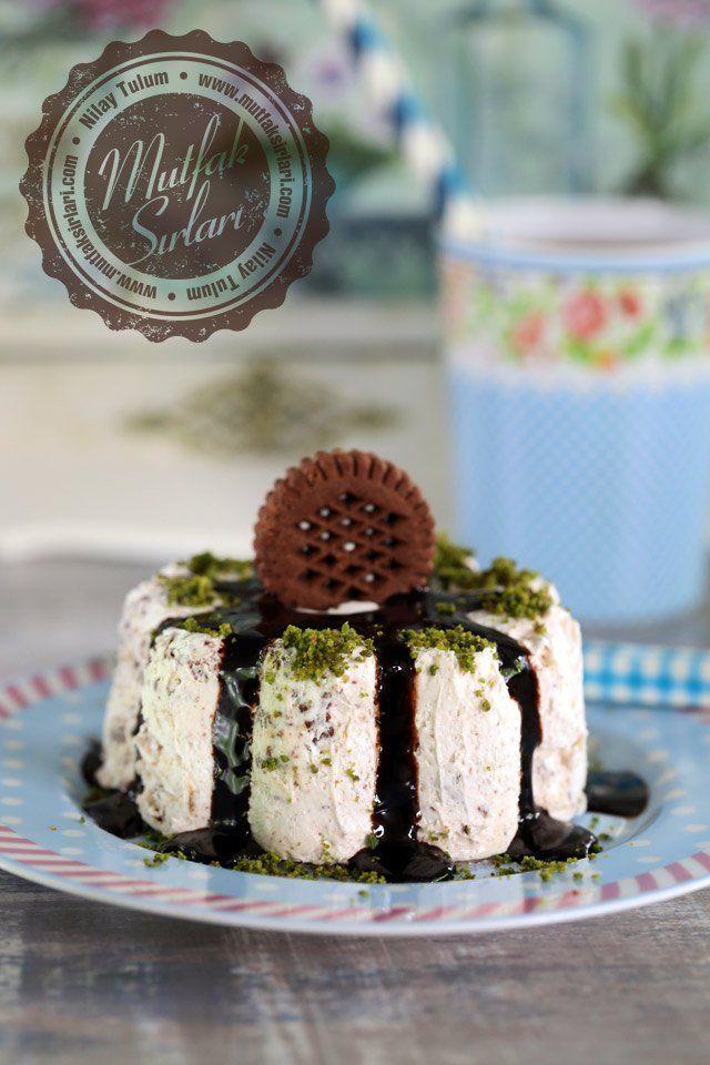 Bisküvili Pratik Parfe Tarifi | Mutfak Sırları