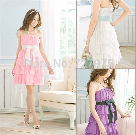 Cheap dress for dance competition, Buy Quality dresses 14 year old directly from China dress european Suppliers:Material:ChiffonColor:White,purpleSeason:Spring,summer,autumn,Winter package content:1x dress(No