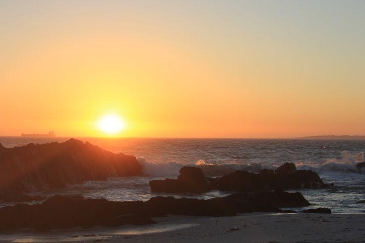 #sunset #Blouberg