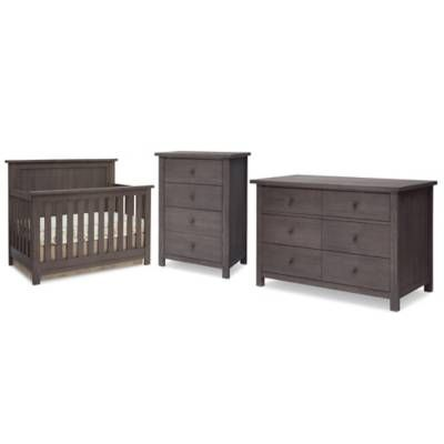 product image for Serta® Northbrook Nursery Furniture Collection in Rustic Grey