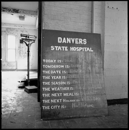 17 Best Images About Danvers State Lunatic Asylum On