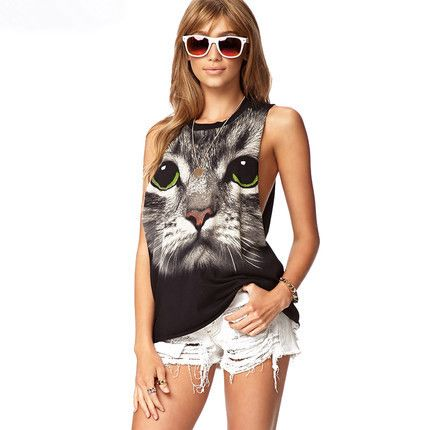 Cat to the Chase T-Shirt