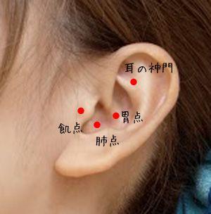 耳つぼダイエットの効果まとめ!食欲抑制やストレス解消に効果あり?