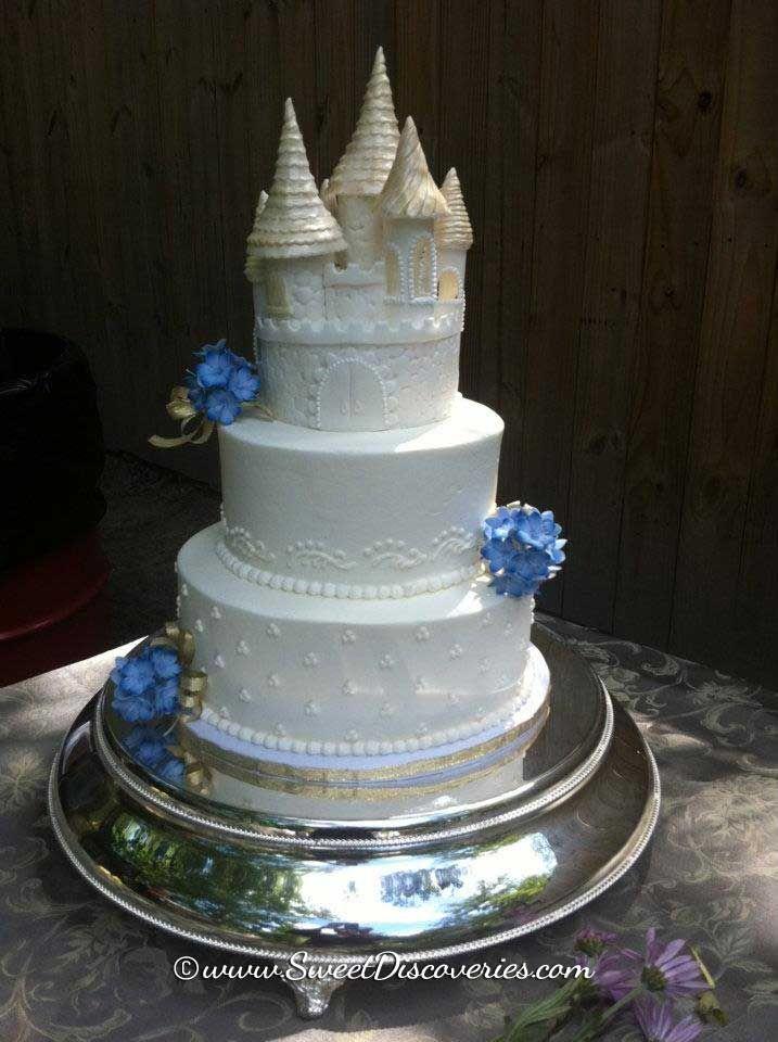 renaissance wedding cakes | Home » Wedding Cakes Gallery » Medieval Wedding Cake