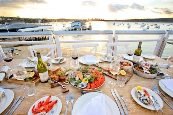 Seafood Platter x Watsons Bay Boutique Hotel