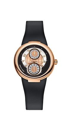 PHILIP STEIN - Small Rose Gold Case /Available exclusively at Lyle Husar Designs, Brookfield, WI