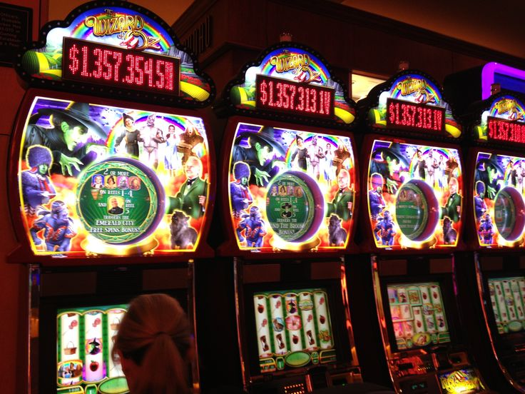 More information about New Slots
