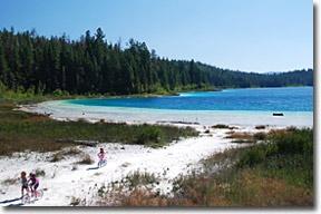 BC Parks - Kentucky-Alleyne Provincial Park, Merritt, Nicola Valley, British Columbia