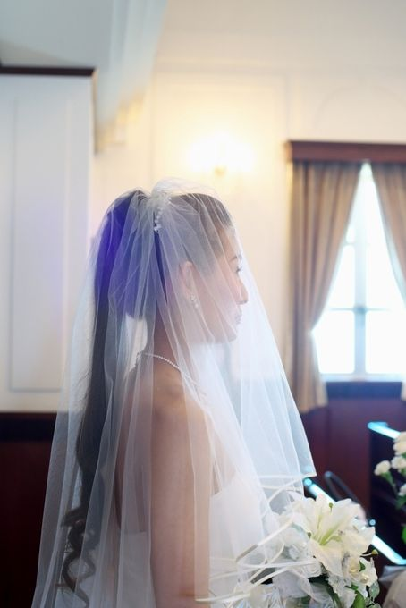 【福岡県久留米市 ホテルニュープラザKURUME・ウェディング】T様挙式風景