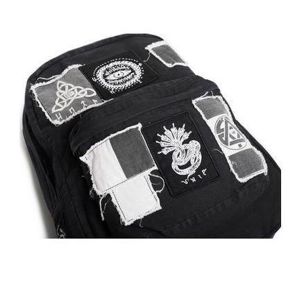 UNIF Clothing(ユニフ) バックパック LAセレブ愛用ブランド【UNIF Clothing】ブラック★バックパック - 4