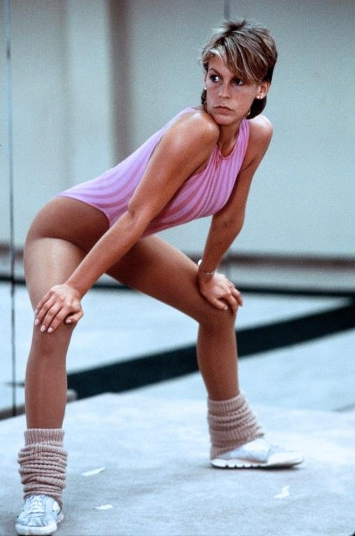 80s Jamie Lee Curtis