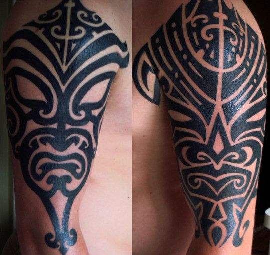 Tribal Arm Tattoos 21 - pictures, photos, images