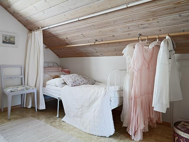 1000 ideas about hanging closet on pinterest hanging - Bedroom furniture for hanging clothes ...