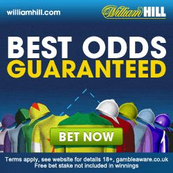 William Hill Horse Racing Offer