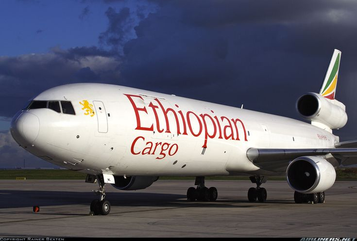 McDonnell Douglas MD-11(F) - Ethiopian Airlines Cargo | Aviation Photo #1603270 | Airliners.net