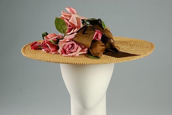 Sally Victor | Sailor hat | American | The Met ca. 1942