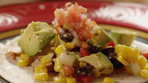 Avocado Salsa Video