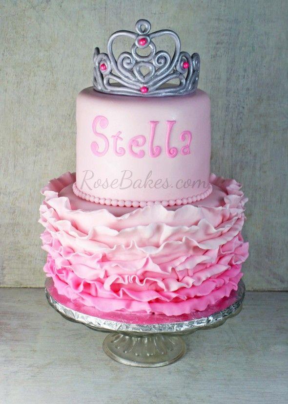 how to make a birthday tiara