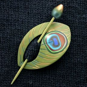 Amazing ideas for shawl pins                                                                                                                                                                                 More