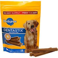 Save $3. on Pedigree dog treats!