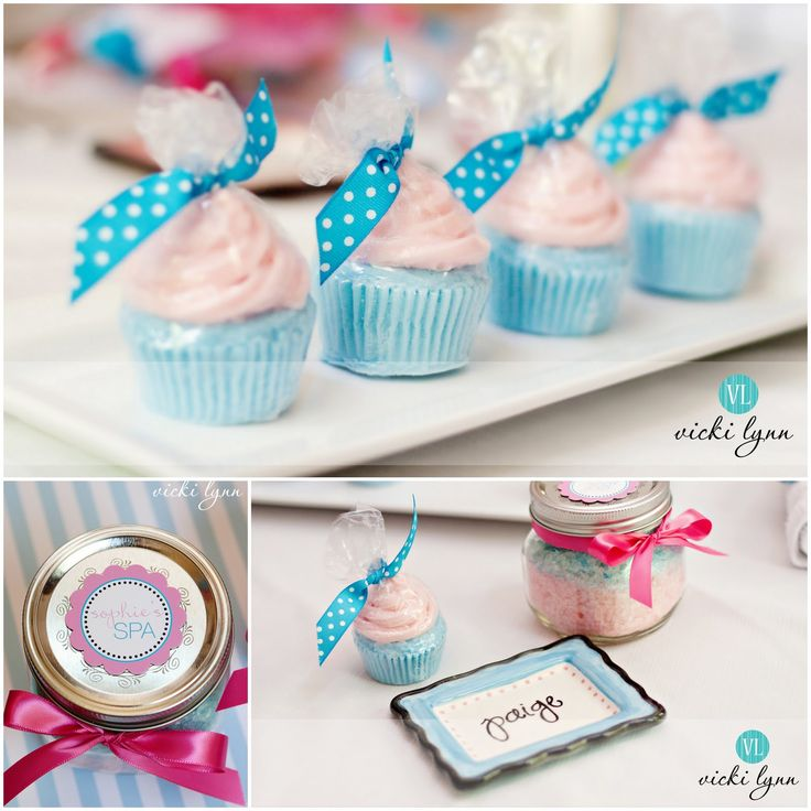 The TomKat Studio | Blog: {Real Parties} Sophie's Fabulous Spa Birthday Party!