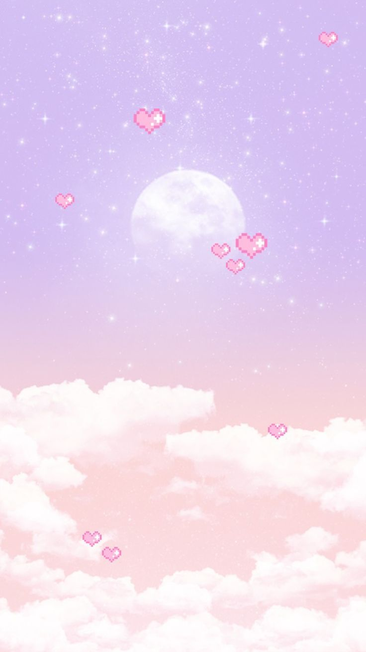 Kawaii Wallpaper Pastel In 2020 Cute Pastel Wallpaper Iphone Wallpaper Kawaii Cute Cartoon Wallpapers