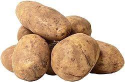 Hausmittel gegen Husten Kartoffelwickel