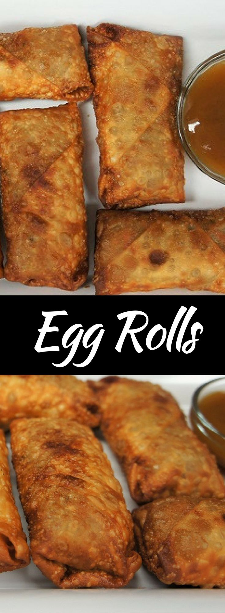 These pork egg rolls are so good, and they're really easy to make at home. For this take-out classic we use ground pork and a wonderful broccoli slaw.