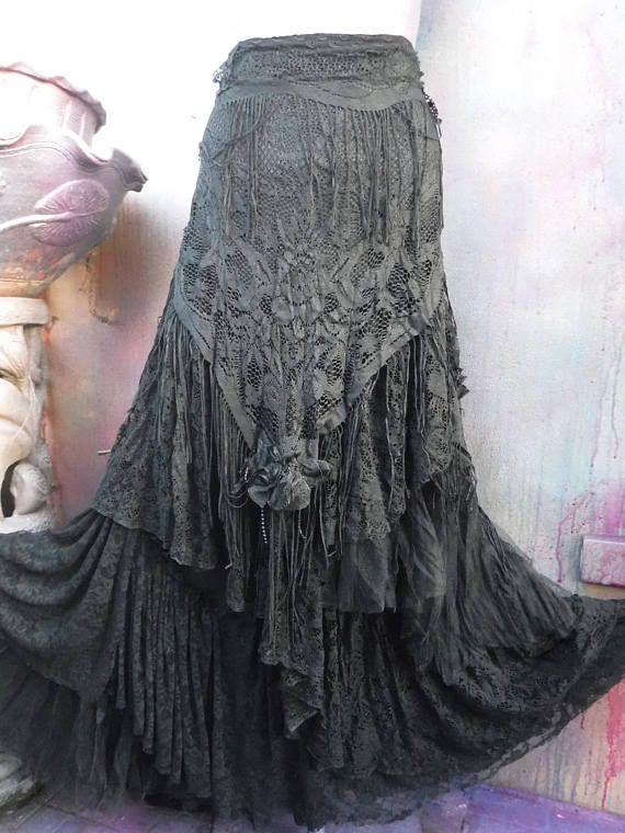 20% de descuento wildskin formal gótico destrozada falda