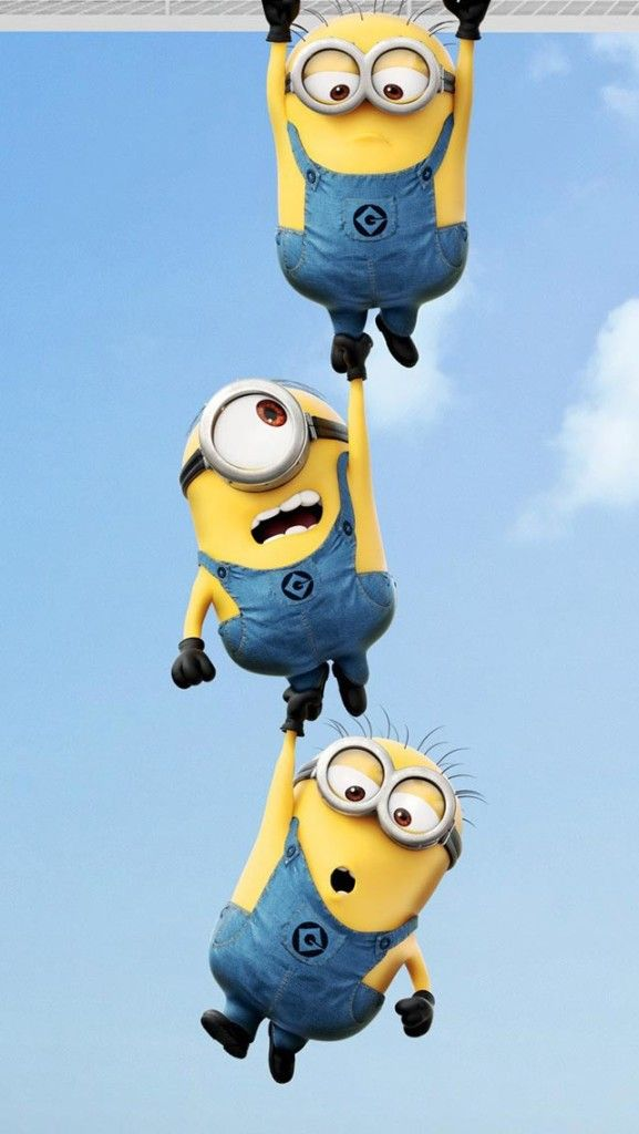 Minion iPhone Wallpaper