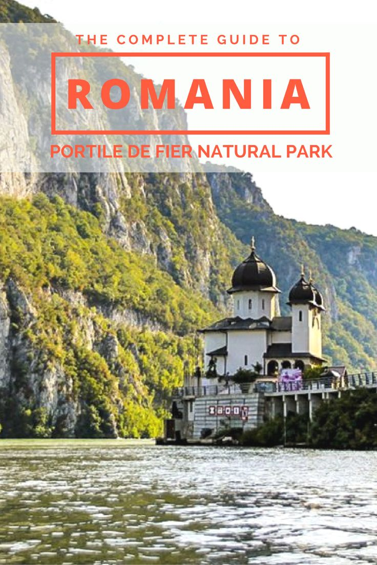 There's much more to Romania than bloodsucking vampires and small mountain villages dotted by horse-drawn wagons and herds of sheep, however. For starters, here's a hidden gem often overlooked by both foreign and Romanian travelers, Portile de Fier Natura